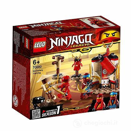 Addestramento al monastero - Lego Ninjago (70680)