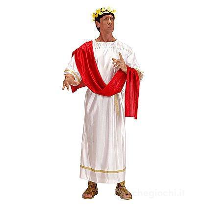 Costume Adulto Cesare Romano toga party M