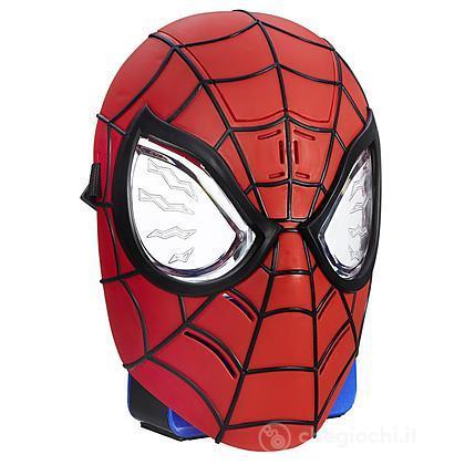 Spider-Man maschera elettronica