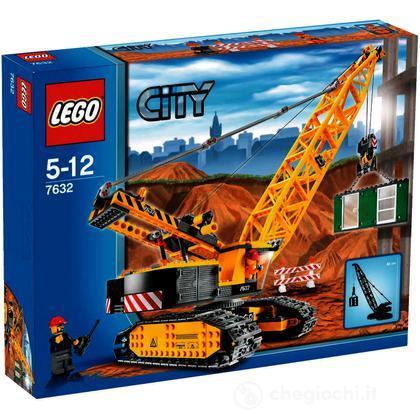 LEGO City - Gru cingolata (7632)