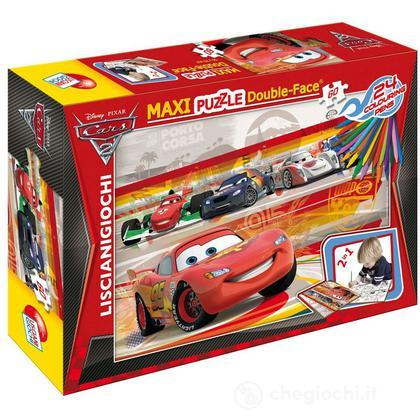Puzzle color plus maxi 60 cars