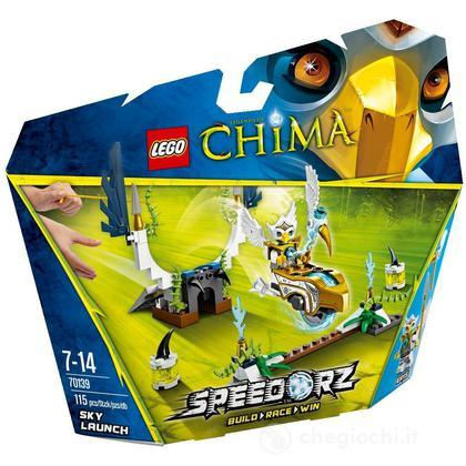 Salto mortale - Lego Legends of Chima (70139)