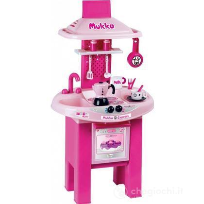 Cucina Mukka pink