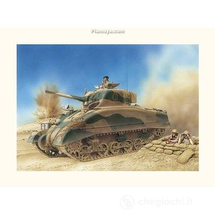Carro Armato EL ALAMEIN SHERMAN (SMART KIT) 1/35 (DR6447)