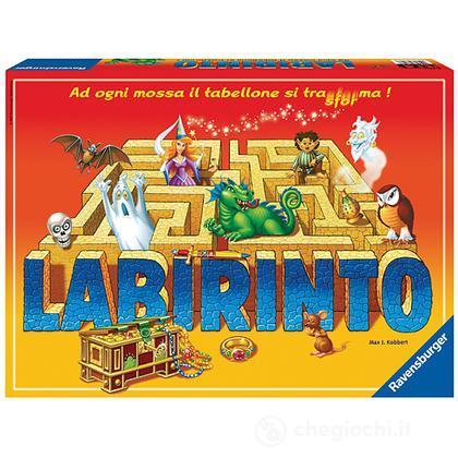 Labirinto giochi da tavolo ravensburger giocattoli - Collegamento stampabile un puzzle pix ...