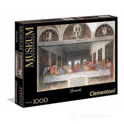 Leonardo: Cenacolo 1000 pezzi
