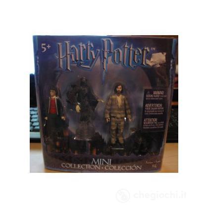Harry Potter - Mini Collection (Harry, Dementor, Sirius Black, Sirius Dog)