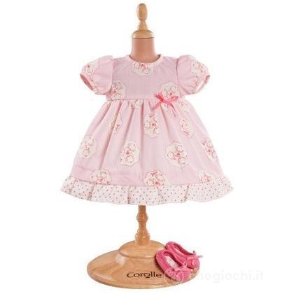 Vestito rosa (Y5467)