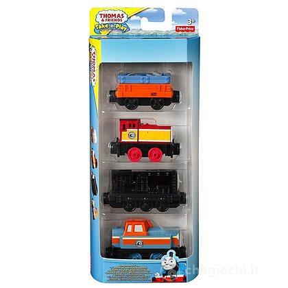 Thomas & friends take'n play multipack (CFC48)