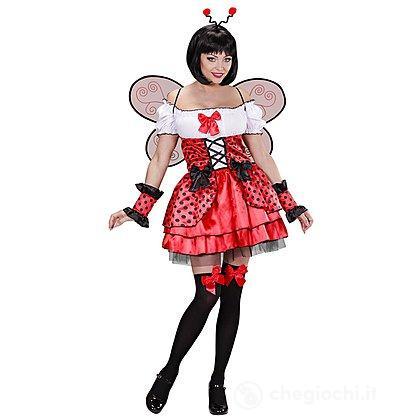 Costume Adulto Coccinella M