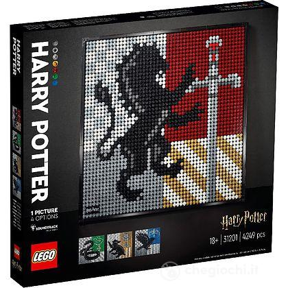 Harry Potter Hogwarts Crests - Lego Speciale Collezionisti (31201)