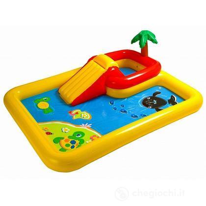 Piscina Playground Oceano cm 254X196X79 (57454)