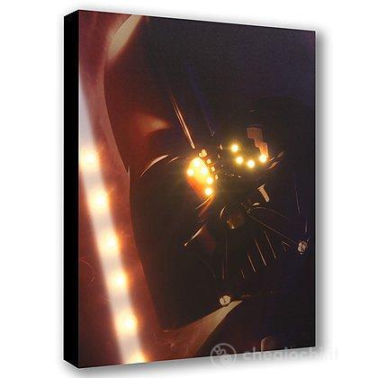Quadro Luminoso Star Wars - Darth Vader (GAF1007)