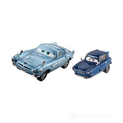 Cars 2 pack - Finn McMissile e Tomber (V2838)