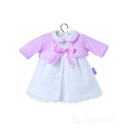 Elegante Vestito rosa piccolo