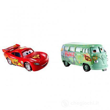Cars 2 pack - Fillmore e Saetta McQueen (V2839)