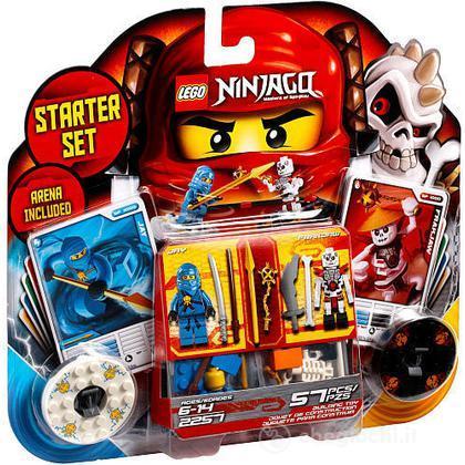 LEGO Ninjago - Set base Spinjitzu (2257)