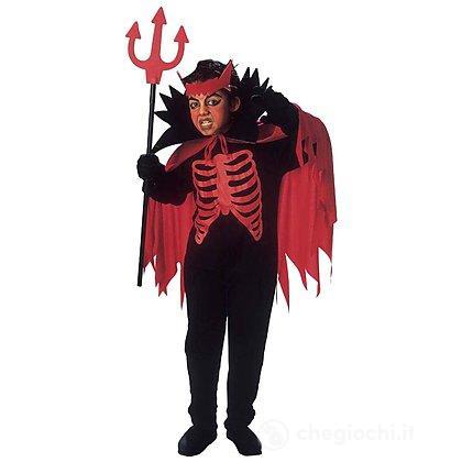 Costume Diavolo Scary Devil 5-7 anni
