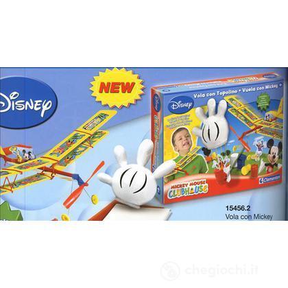 Vola con Mickey la casa di Topolino