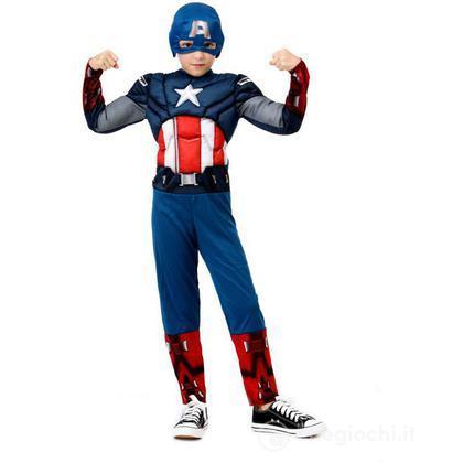 Costume Capitan Hero L (26821)