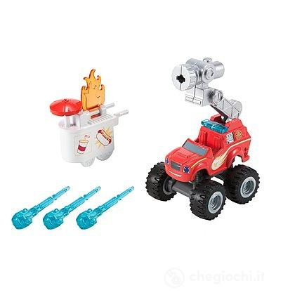 Veicolo Blaze and the Monster Machines Water Blasting Fire Truck (DGK49)