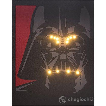 Quadro Luminoso Star Wars Darth Vader (GAF1012)