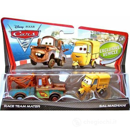 Cars 2 pack – Cricchetto e Sal Machiani (V2841)