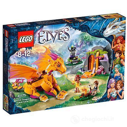 La grotta lavica del Dragone di fuoco - Lego Elves (41175)