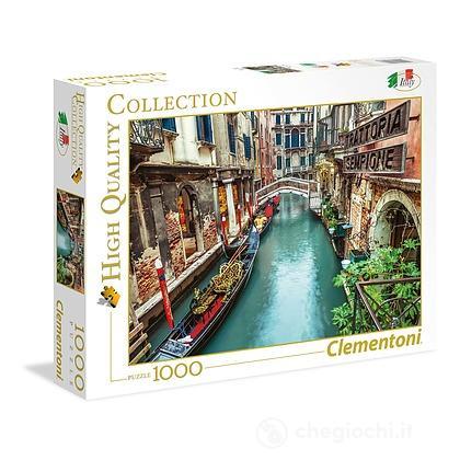 Puzzle 1000 pezzi Canale Venezia 39458
