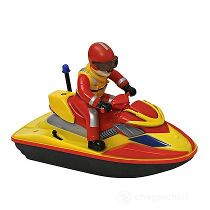 Jet Ski Juno con Radiocomando Sam il pompiere