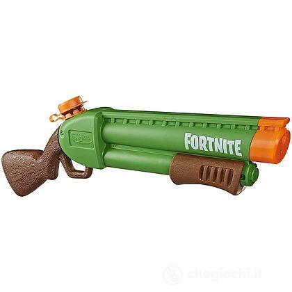 Nerf Supersoaker Fortnite Pump Shotgun fucile ad acqua
