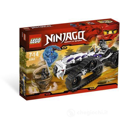 LEGO Ninjago - Il turbocingolato (2263)