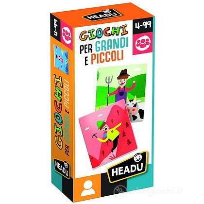 Flashcards Giochi per Grandi e Piccoli (IT24605)