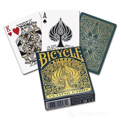 Carte Poker Bicycle Aureo