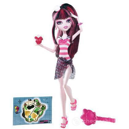 Monster High vacanze mostruose - Draculaura (X3485)