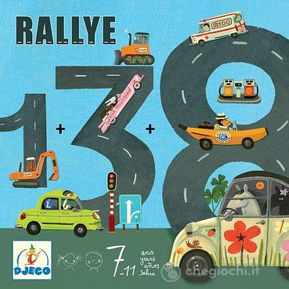 Rallye - Gioco di carte (DJ08461)