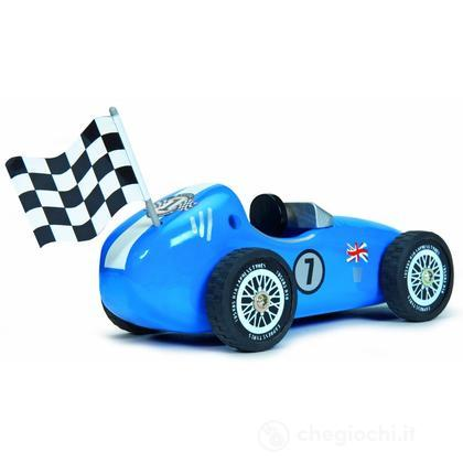 Auto da corsa blu (TV461)