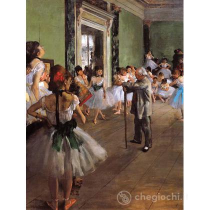 Degas: La scuola di danza