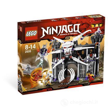 LEGO Ninjago - La fortezza di Garmadon (2505)