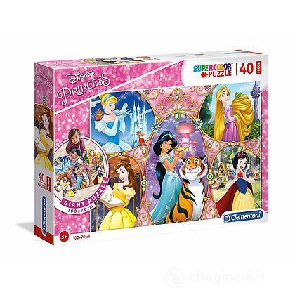 Princess Floor 40 pezzi (25463)