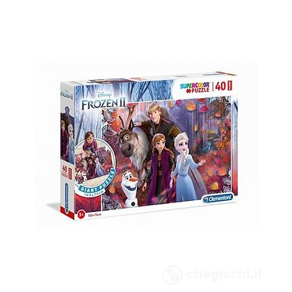 Puzzle 40 Floor Frozen 2