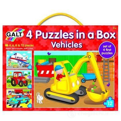 4 puzzle: veicoli (3603820)