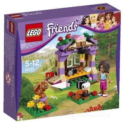 Il rifugio di montagna di Andrea - Lego Friends (41031)