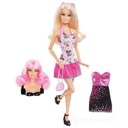 Barbie Fashionistas crea il look + moda- Cutie (V4093)