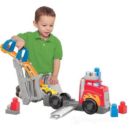 Crash80466uMega Camion And Smash Bloks ZOPXuik