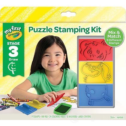 Set Stampini Puzzlemini Kid's (81-1466)