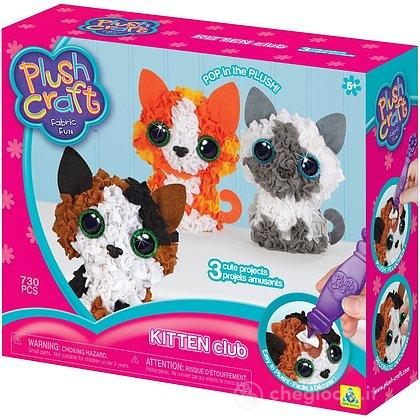Plushcraft Mini Gattini 3D (Set Da 3) (74661)