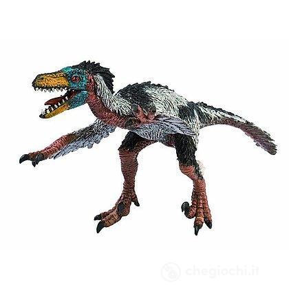 Dinosauro Velociraptor Museum Line (61466)