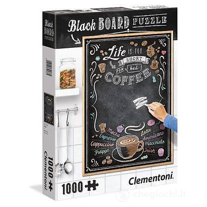 Puzzle 1000 Blackboard Puzzle Coffee (39466)