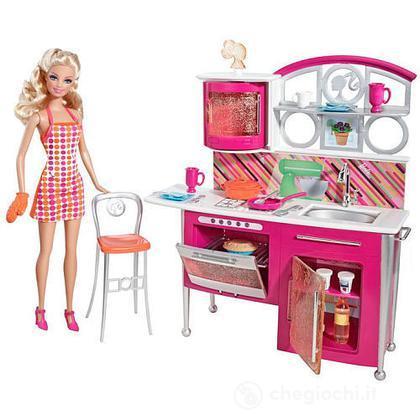 Barbie e il mondo della casa - Angolo cucina (T8014)